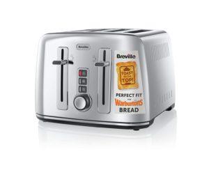 Breville VTT571 4-Slice Toaster