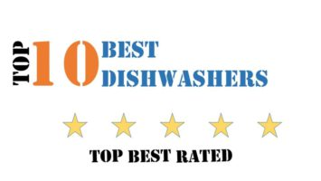 Top 10 Rated Dishwashers 2019