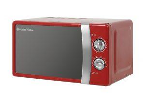 Russell Hobbs RHMM701R best red microwave