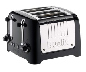Dualit four slice toaster