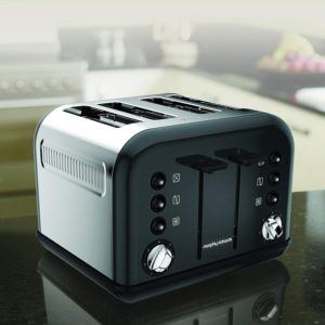 Morphy Richards Accents Special Edition 4 Slice Toaster