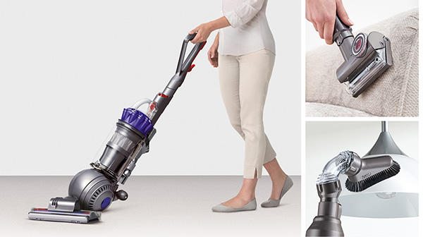 how to choose an upright vacuum