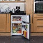 Russell Hobbs RHUCFF50B Under Counter Fridge Freezer