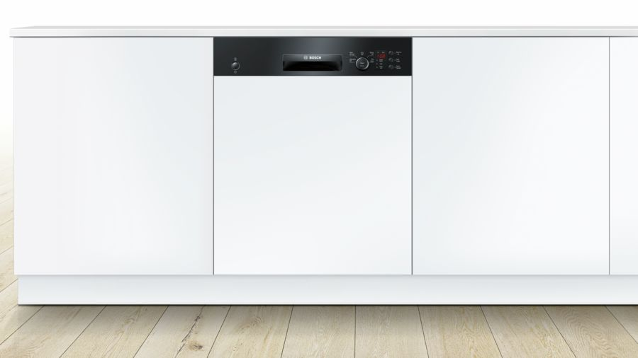 Bosch Serie 4 SMI50C16GB semi integrated dishwasher
