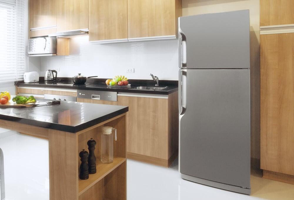 Combi fridge / freezer