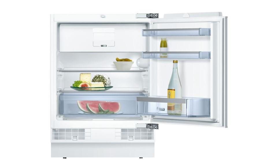 Integrated under counter fridge